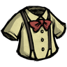 Follicle Yellow Suspension Shirt Icon
