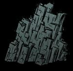 Charcoal Boulder