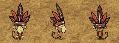 Feather Hat Wilbur