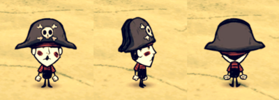 Pirate Hat Wes