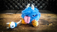 Blue Chester Plush