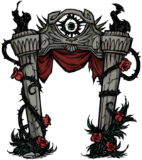 Poterna florida