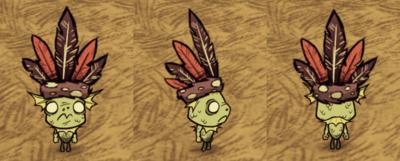 Feather Hat Wurt