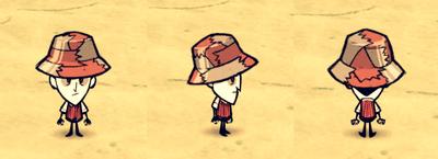 Snakeskin Hat Wilson