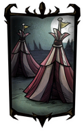 World's Greatest Big Top Tent Portrait Background