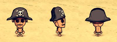Pirate Hat WX-78