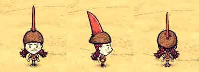 Sleek Hat Wigfrid