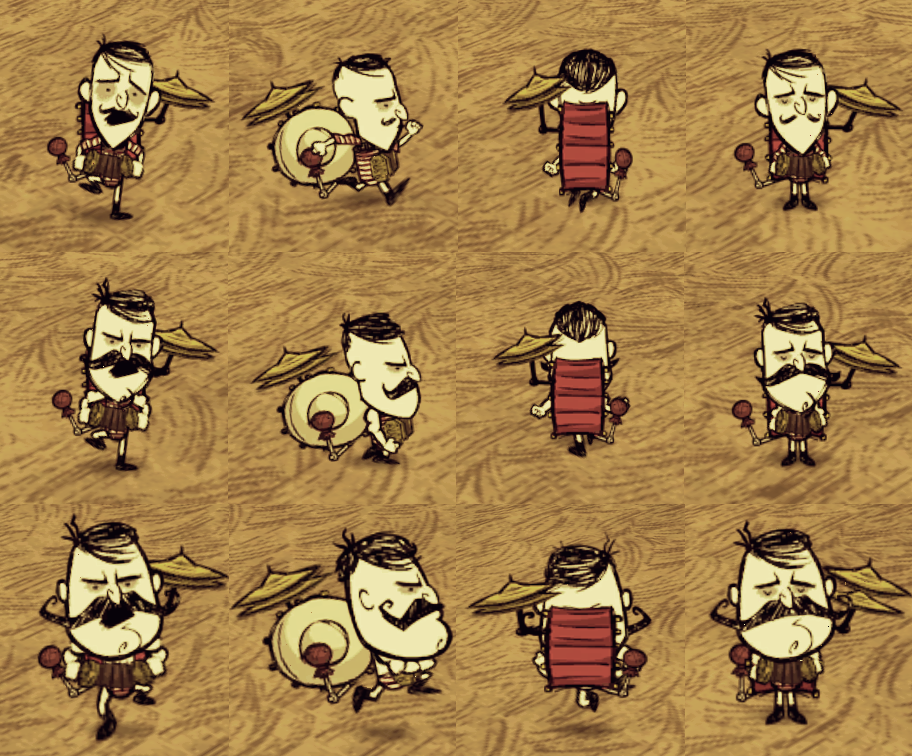 One-man Band | Don't Starve game Wiki | FANDOM powered by Wikia