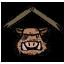 Casa de cerdo salvaje