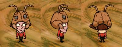 Mant Mask Wheeler