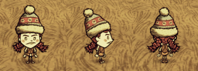 Winter Hat Wigfrid