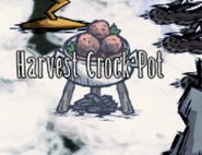 Crock Pot harvest