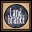Land Branch Settings Icon