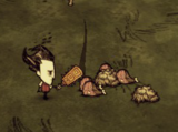 Macana de thulecita