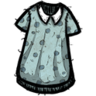 Distinguished Nightgown (Anthropomorphic Feline Blue)