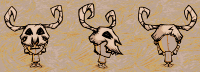 Bone Helm WX-78