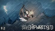 Shipwrecked Storm Poster