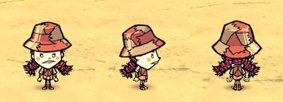Snakeskin Hat Wigfrid