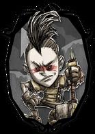 Winona Warrior Skin Portrait