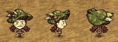 Green Funcap Wigfrid