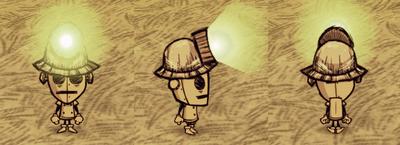 Miner Hat WX-78