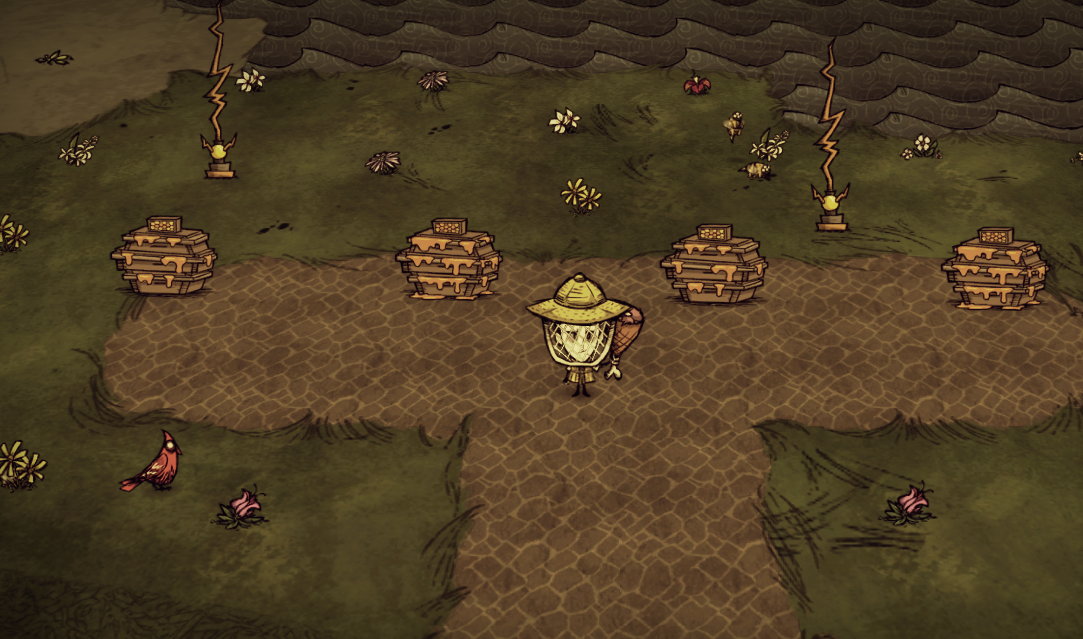 Bee Box   Don't Starve game Wiki   FANDOM powered by Wikia
