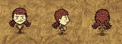 Lazy Forager Wigfrid