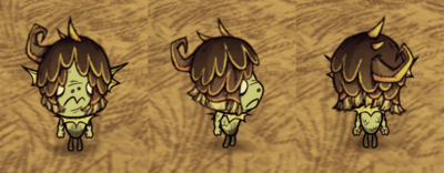 Lucky Beast Tail Wurt