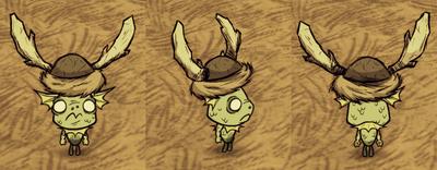 Beefalo Hat Wurt