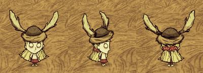 Beefalo Hat Wendy
