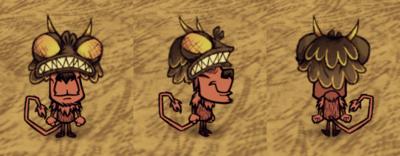 Lucky Beast Head Wortox