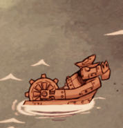Sleeping Floaty Boaty Knight
