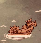 Sleeping Floaty Boaty Knight