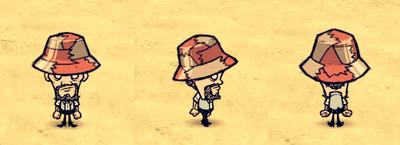Snakeskin Hat Warly