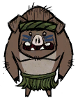 Guardian Pig
