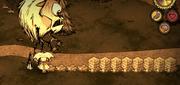 Deerclops Attack Range