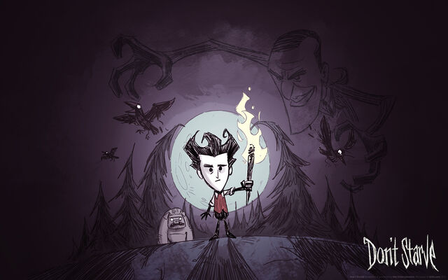 File:Don't Starve Promo.jpg
