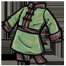 Silk Brocade Coat Icon