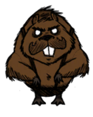 Cursed Woodie Don T Starve Game Wiki Fandom