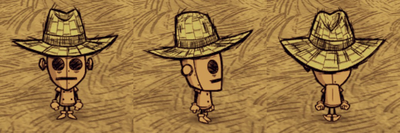 Straw Hat WX-78