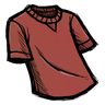 Higgsbury Red T-Shirt Icon