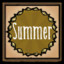 Summer Settings Icon