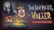 Walter Announcement