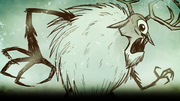 Deerclops Steam Wallpaper