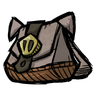 Piggy Backpack Icon