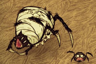Spider Queen 2