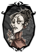 Wickerbottom Roseate Portrait