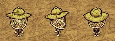 Beekeeper Hat Woodie