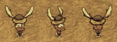 Beefalo Hat Woodie