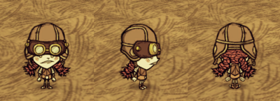 Desert Goggles Wigfrid